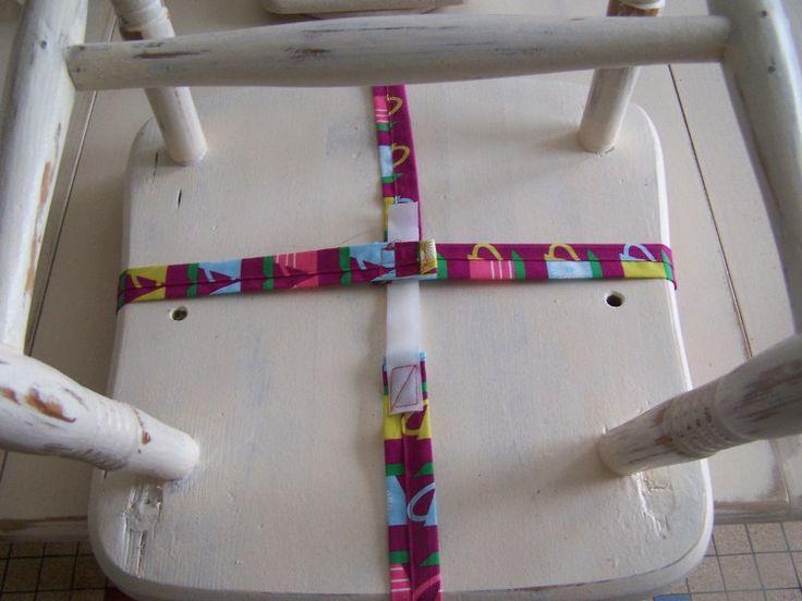 Pour accrocher les galettes de chaises Les babioles de fannyboop