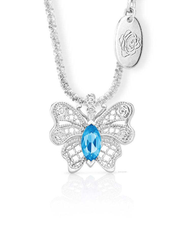 Aldora Butterfly Pendant #JennaClifford