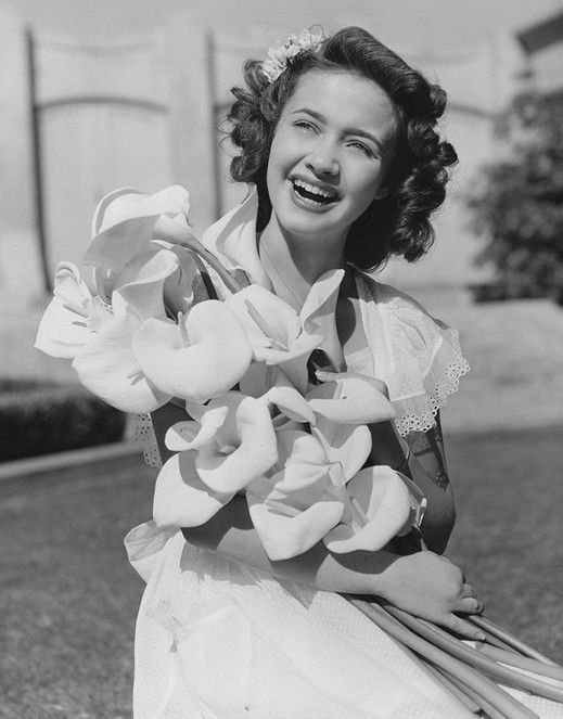 Jane Powell born April 1, 1929.