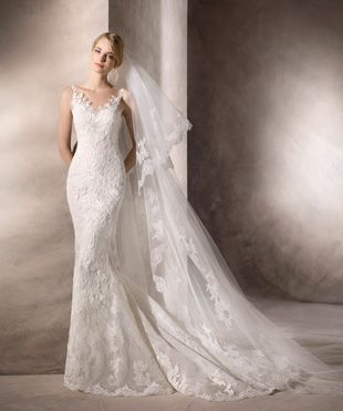 La Sposa 2017 menyasszonyi ruha - Hacine