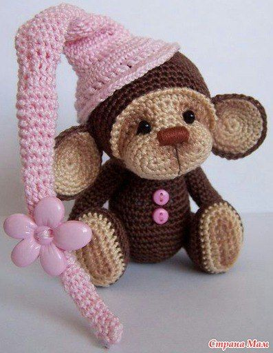 How to Make Cute Monkey – symbol 2016 year | Picturescrafts.com