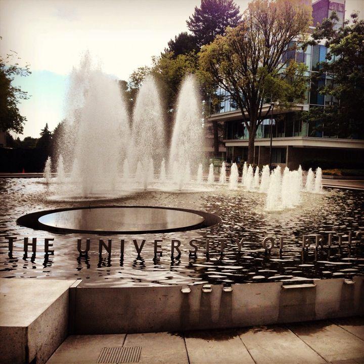 University of British Columbia (UBC) in Vancouver, BC