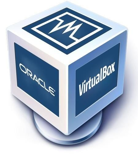 Virtualbox. #That's use.