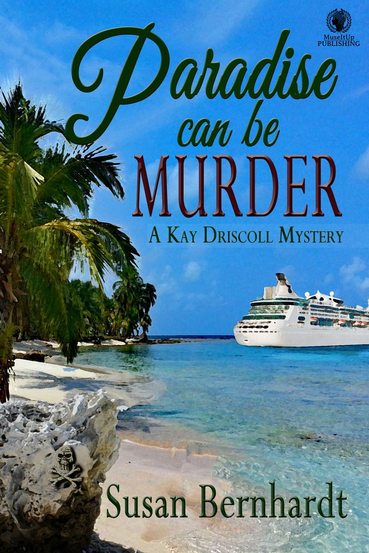 Kay's cruise with family and friends soon leads to a murder investigation on the high seas, and the clock is ticking to find justice for the victim before their time in paradise ends.