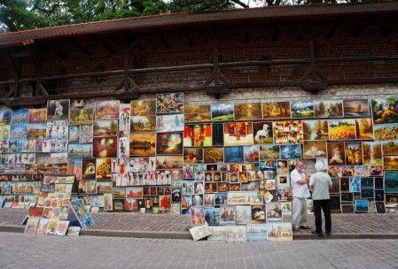 Krakow, street, travel, architecture, arhavini