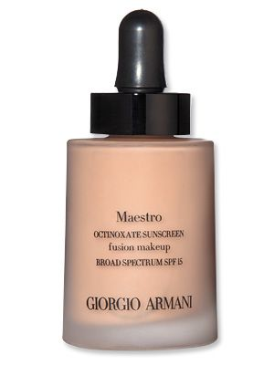 Giorgio Armani Maestro, Best 2014 Liquid Foundation, from #instylebbb