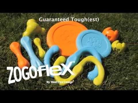 Zogoflex West Paw Design Juguetes Interactivos para Perro - Mascositas