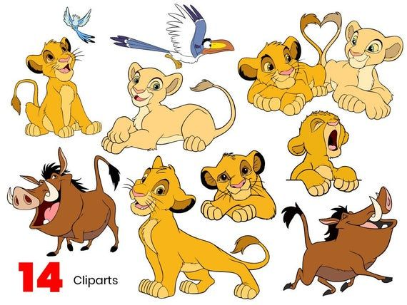 14 The Lion King Svg Bundle Simba Svg Vector Clipart Etsy In 2020 Lion King Lion Birthday Animal Drawings Sketches