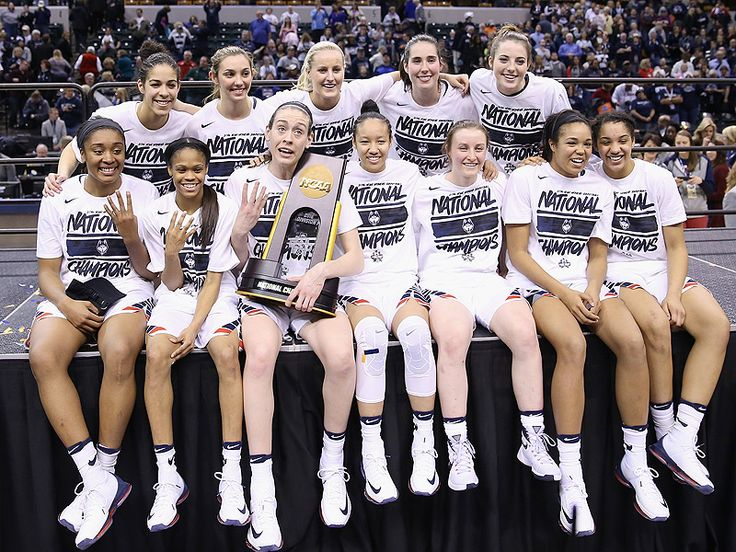 UConn Wins Fourth Straight Women's NCAA Championship