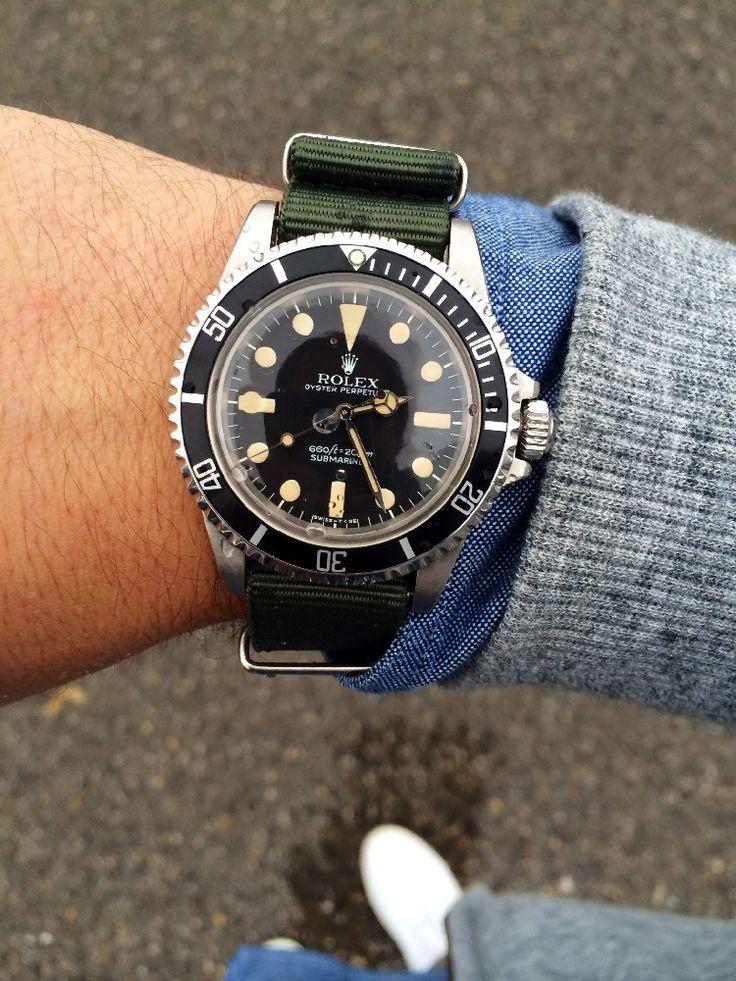 Rolex 5513 maxi dial mark 1 / 1978