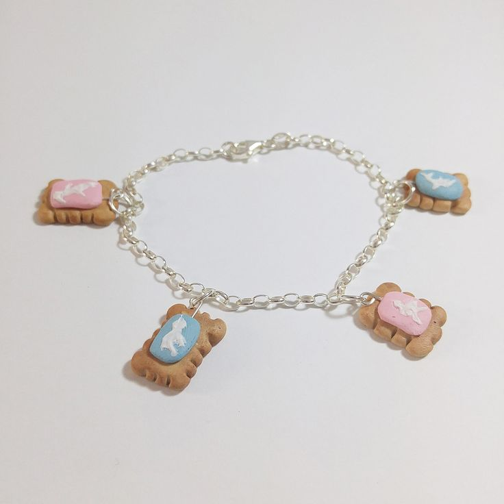 Zoo Biscuit charm bracelet - available in store now! www.thelittlestcuttlefish.co.za