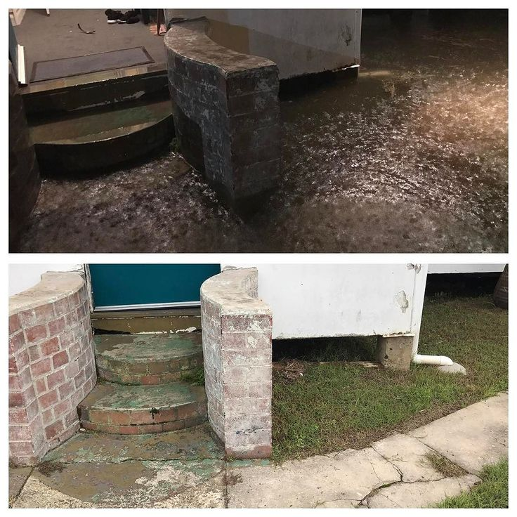 The water got a bit too close for comfort last night. The whole under the house had water under it if it got any higher we would have got any flooded from the floor up  - - #flood #flooding #evanshead #water #wet #rain #storm #debbie #cyclone #storm #raining #house #homeowner #soclose #scary #flooded