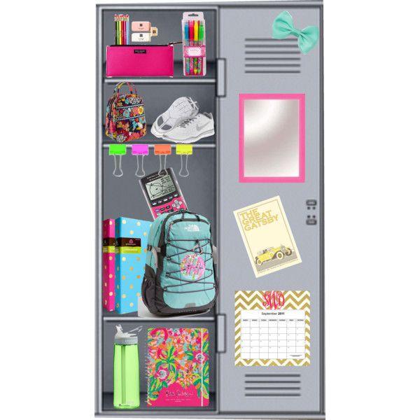What's in my locker?