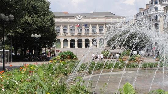 La mairie de St. Étienne
