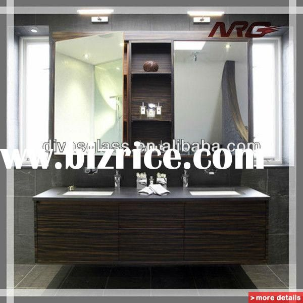 77 best bathroom ideas images on pinterest bathroom for Modern bathroom mirrors for sale