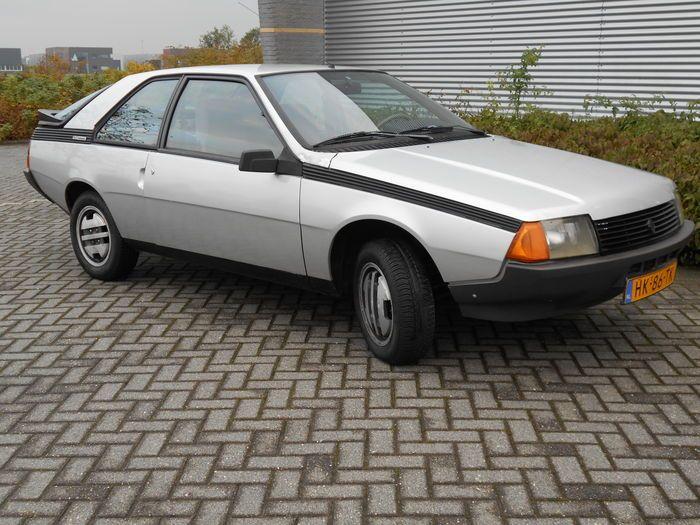 Renault Fuego gtl - 1982