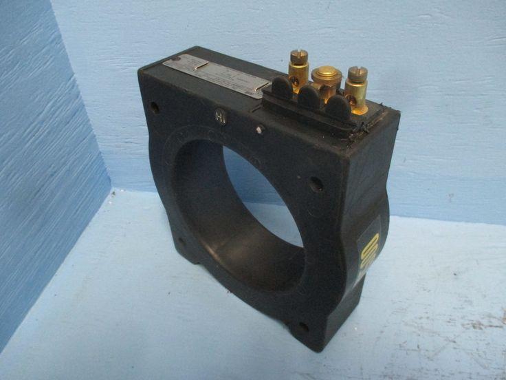 ABB 7524A58G04 Type CLC Current Transformer Ratio 1500:5A CT (DW0286-3) - River City Industrial