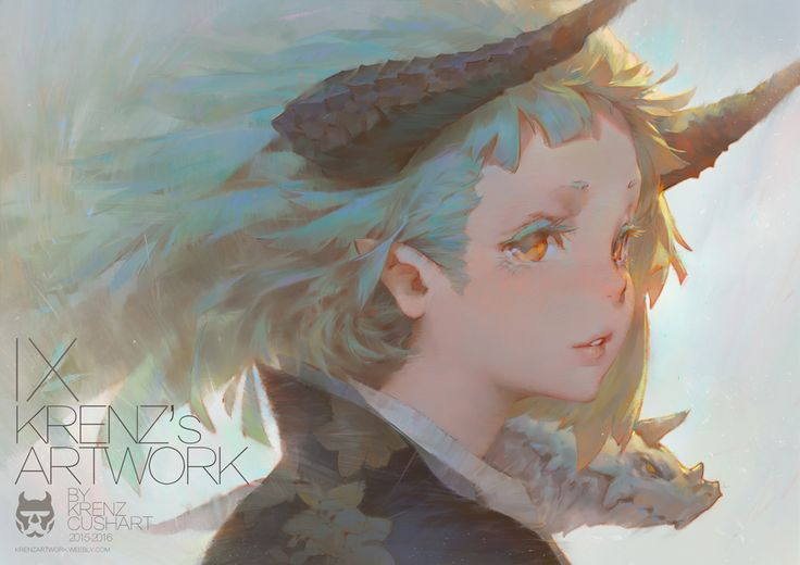 My new artbook cover ^w^ More information of my artbook:krenzartwork.weebly.com/overse…