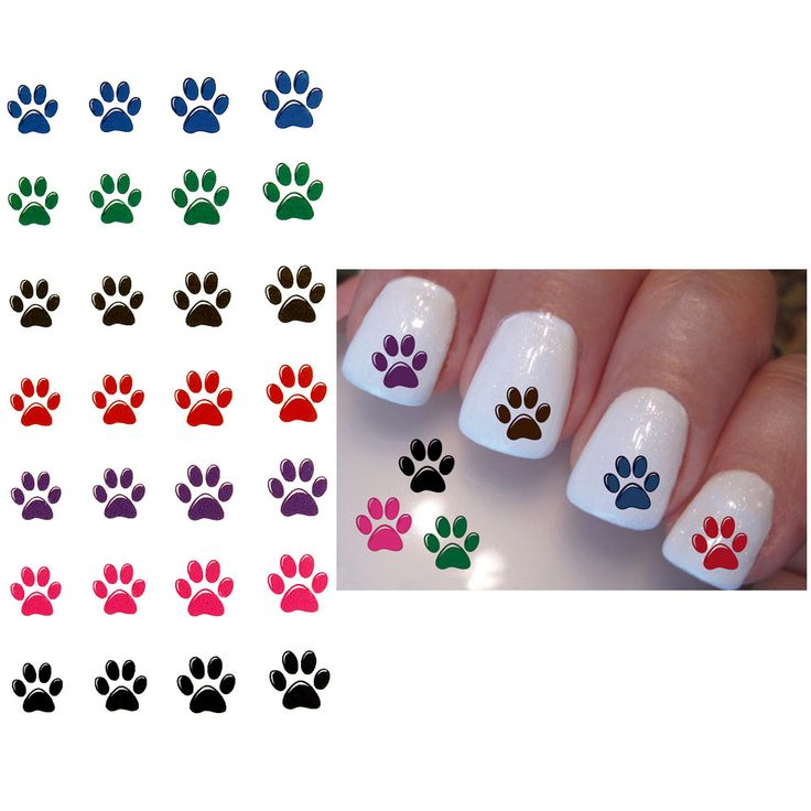 68 best doggy nail art images on pinterest dog nails dog nail paws galore nail art solutioingenieria Gallery
