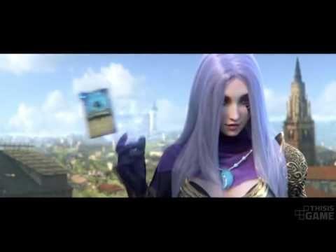 넷이즈 신작 '코드 탑덱'(代号TopDeck)트레일러 - YouTube