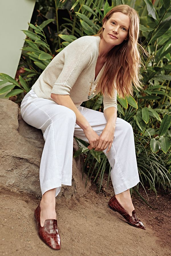 Discover the Linen Pant