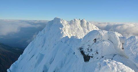 Gerlachovský štít 2655 m
