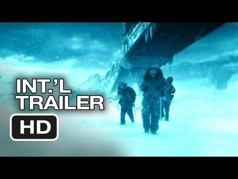The Colony Official International Trailer #1 (2013) - Laurence Fishburne Movie HD - YouTube