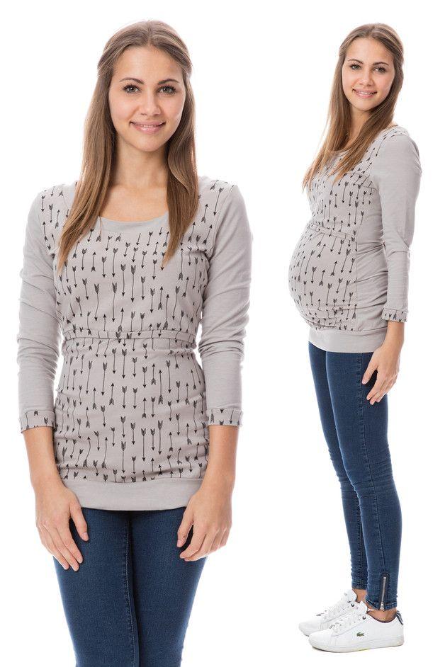 **3in1 Umstandsshirt Stillshirt ANELIA| GoFuture.co.uk**  Unsere Empfehlung ist dieses tolle Umstandsmodestück - ein Stillshirt und Schwangerschafts in Einem, das auch als normales Shirt...