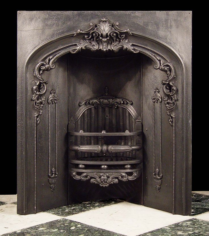 25 best ideas about cast iron fireplace on pinterest for Victorian corner fireplace