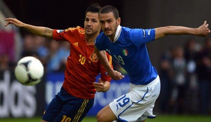 Résultat Espagne Italie 05/03/2014 - http://www.actusports.fr/91848/resultat-espagne-italie-2014/