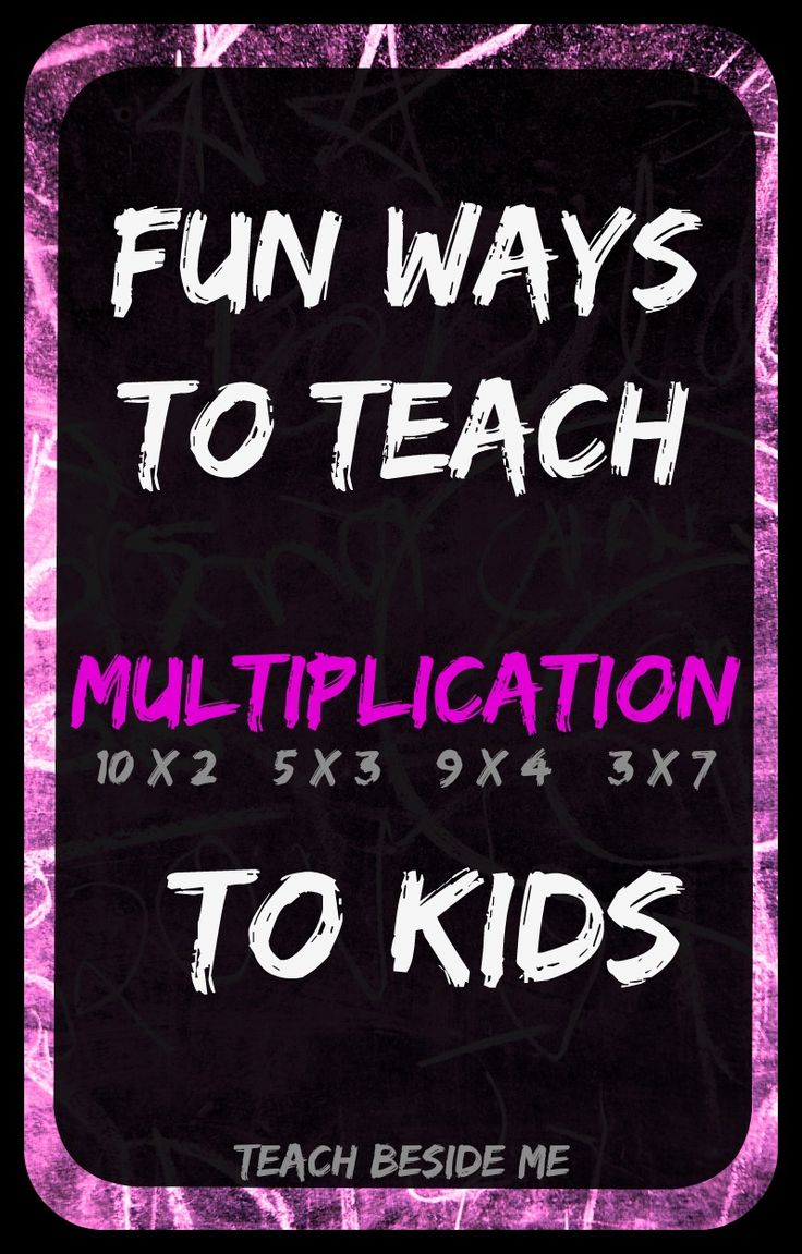 Are you struggling to teach multiplication to your kids or students? Multiplication can really get tedious, but kids just NEED to learn it. Today I have a bunch of fun ways to teach multiplication to kids. Your kids will thank you.  (If you like this post, you may also want to check out my …