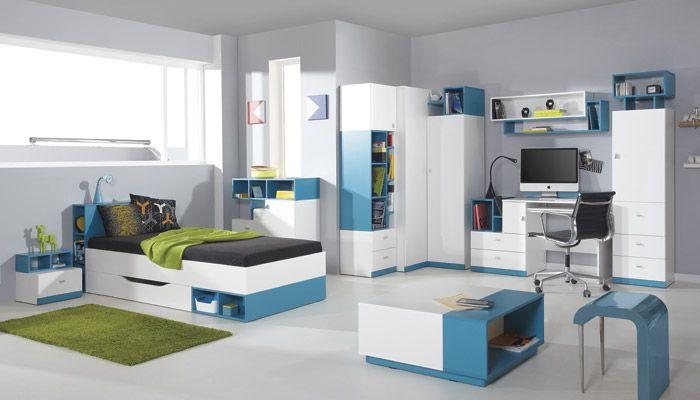 Mobi modern ifjúsági bútorcsalád
