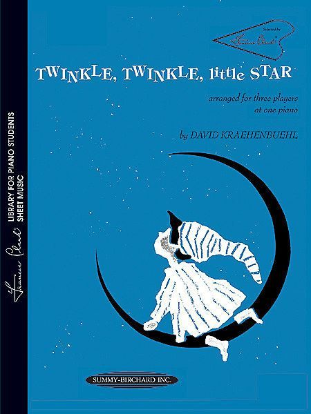 """Twinkle, Little Star"" The Song, The List 