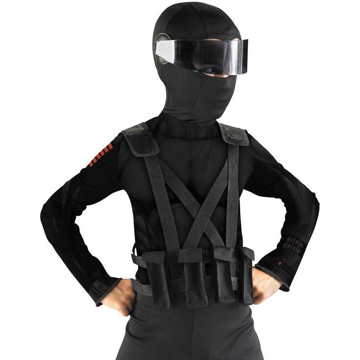Snake Eyes Combat Vest&holster http://www.99wtf.net/men/mens-fasion/latest-mens-fashion-trends-2016/