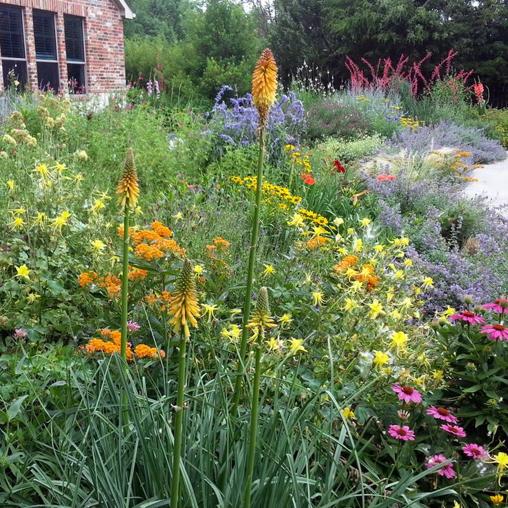 Fancy An English garden with a Texas twist Learn how a customer in the Dallas