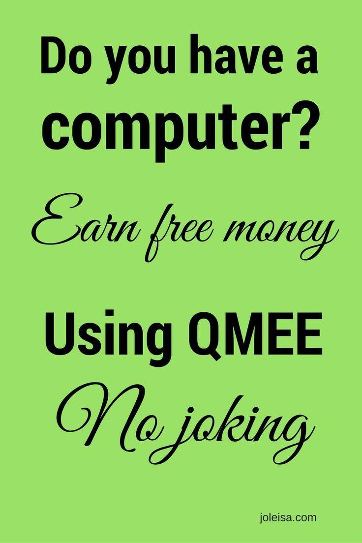 Qmee - Free Money