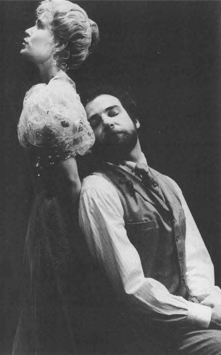 Rebecca Luker & Mandy Patinkin in The Secret Garden (Broadway, 1991)