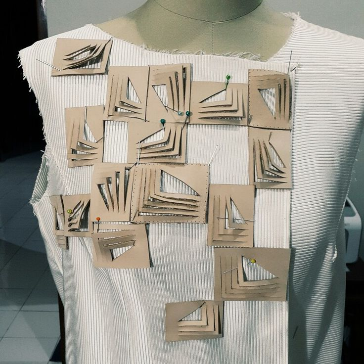 The process of the embellishment placement