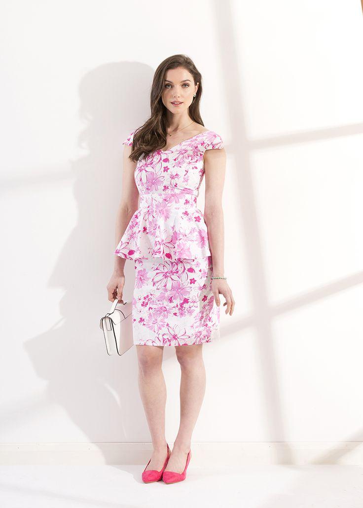 Simple Sew The Scarlett Dress sewing pattern