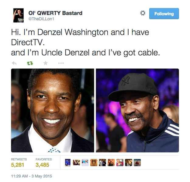Funny Birthday Meme For Uncle : Uncle denzel is the hilarious new meme you need in your life