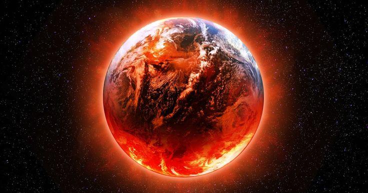 Historischer Hitzerekord: Die Temperaturen auf der Erde haben heute erstmals die der Sonne überschritten. Das teilte der Deutsche Wetterdienst (DWD) mit. Insbesondere in Süd-und Mitteldeutschland war es ...
