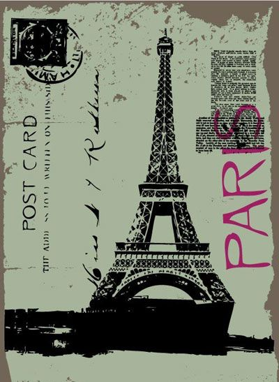 I can't wait till I can go to Paris, France!