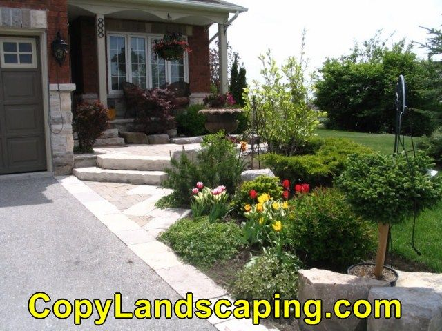 259 best images about front yard landscaping on pinterest for Great landscaping ideas