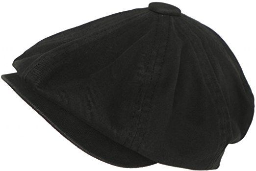 b85dcd44d15 Headchange 8 4 Apple Jack Cap Washed 100% Cotton Newsboy Hat Review ...
