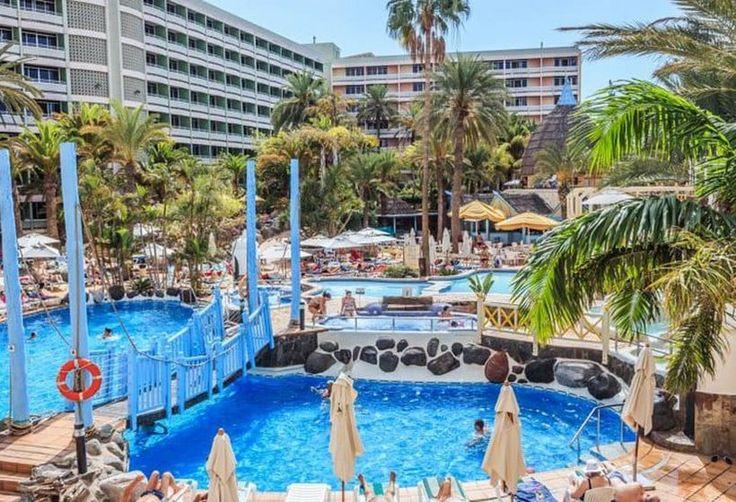 Hotel Ifa Buenaventura 3* en Playa del Ingles - Gran Canaria