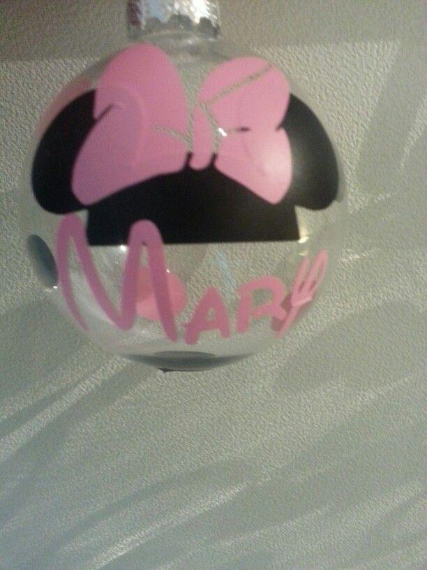 Minnie met naam