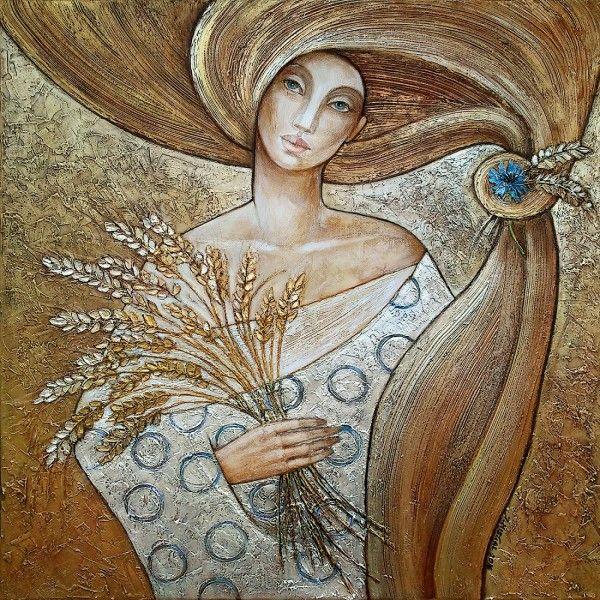 Joanna Misztal, Złota melancholia o zapachu zboża