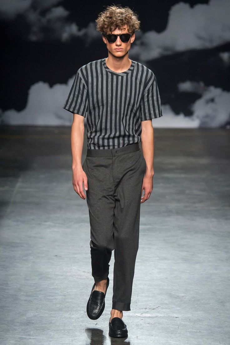 Tiger of Sweden Spring Summer 2015 Primavera Verano #Menswear #Trends #Tendencias #Moda Hombre - London Collections: MEN