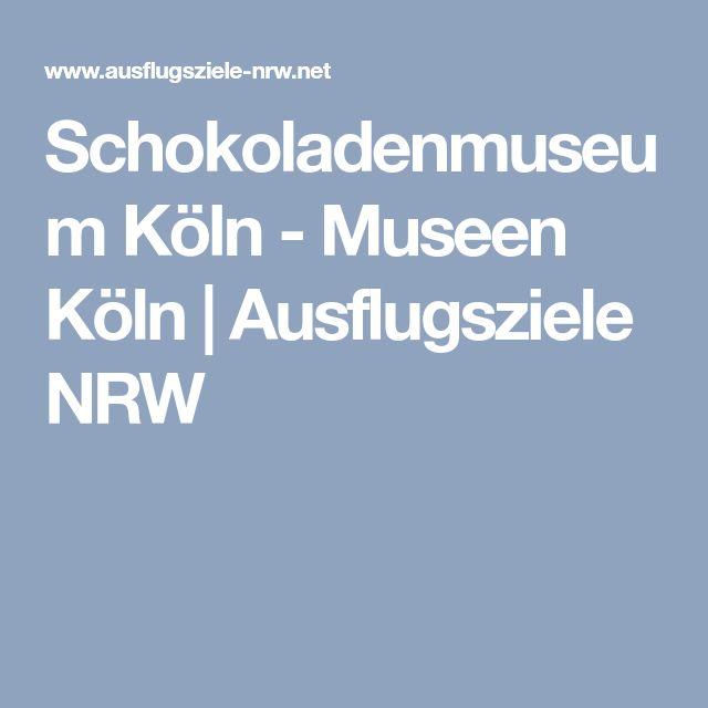 Schokoladenmuseum Köln - Museen Köln | Ausflugsziele NRW