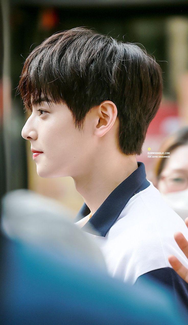 Cha eun woo astro chaeunwoo astro rambut pria